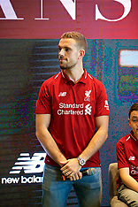 180418 Liverpool 2018-19 Kit launch