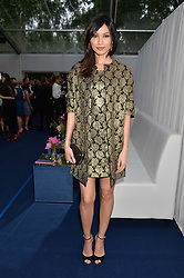 GEMMA CHAN at the Glamour Women of The Year Awards in Association with Next held in Berkeley Square Gardens, Berkeley Square, London on 3rd June 2014.