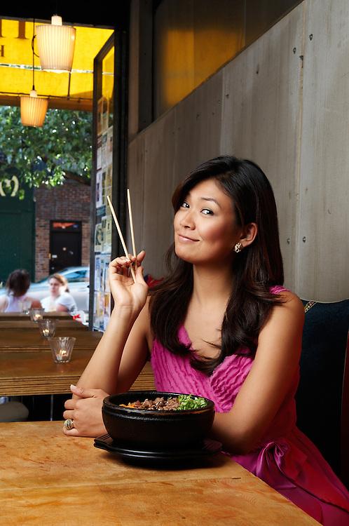 Jennifer Maeng, restauranteur