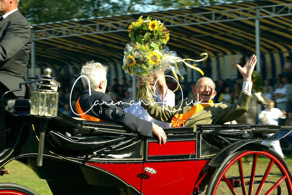 Fokkers Van Het Jaar<br />KWPN Paardendagen Ermelo 2003<br />Photo &copy; Dirk Caremans