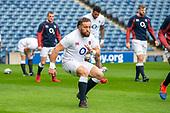 England Rugby 07-02-2020. Training Run 070220
