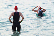 The top ultra triatheletes from around the world gathered in Kona to take on what must be the world's most famous triathlon. Oakley, Inc hosted a select group of global media at the event. Images by BeadlePhoto
