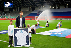Valter Birsa during football match between National teams of Slovenia and Bulgaria in Group stage of UEFA National League, on September 6, 2018 in SRC Stozice, Ljubljana, Slovenia. Photo by Urban Urbanc / Sportida