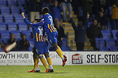 Shrewsbury Town v Peterborough United 240418