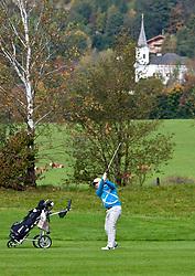 05.10.2010, Golfclub, Zell am See Kaprun, AUT, European Paragolf Championships 2010, im Bild Johan Kammerstadt, SWE, EXPA Pictures © 2010, PhotoCredit: EXPA/ J. Feichter