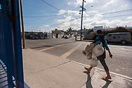 Tijuana, Mexico: street scene.
