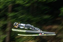 MALSINER Lara (ITA) during first round on day 2 of  FIS Ski Jumping World Cup Ladies Ljubno 2020, on February 23th, 2020 in Ljubno ob Savinji, Ljubno ob Savinji, Slovenia. Photo by Matic Ritonja / Sportida