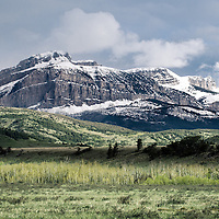 rocky mountain front, blackleaf, russel country, montana, usa