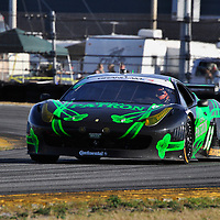 Team Extreme Speed Motorsports competing at the Rolex 24 at Daytona 2012