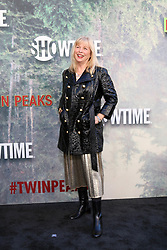 May 19, 2017 - Los Angeles, CA, USA - LOS ANGELES - MAY 19:  Candy Clark at the ''Twin Peaks'' Premiere Screening at The Theater at Ace Hotel on May 19, 2017 in Los Angeles, CA (Credit Image: © Kay Blake via ZUMA Wire)