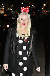 Denise Van Outen, Disney Store - Christmas Party, Oxford Street, London UK, November 06 2013 (Photo by Brett D. Cove) © Licensed to London News Pictures.  Photo credit : Brett D. Cove/Piqtured/LNP
