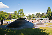 Images made for the Seattle Architecture Foundation's guide education and media releases. Seattle Center became fifty years old this year 2013.