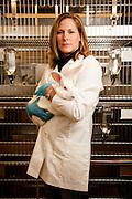 Tiffany Brooks, veterinarian, 2009.
