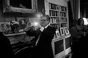KEITH TAYLOR;  , The Walter Scott Prize for Historical Fiction 2015 - The Duke of Buccleuch hosts party to for the shortlist announcement. <br /> The winner is announced at the Borders Book Festival in Scotland in June.John Murray's Historic Rooms, 50 Albemarle Street, London, 24 March 2015.