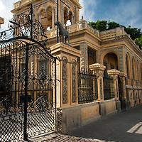 Palacete Pedro Osorio, Secretaria de Cultura, Bage, Rio Grande do Sul, Brasil, foto de Ze Paiva, Vista Imagens.