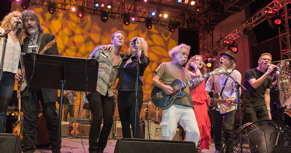 Teresa Williams, Larry Campbell, Anderson East, Lucinda Williams, Bob Weir, Patty Griffin, Buddy Miller, Teddy Thompson