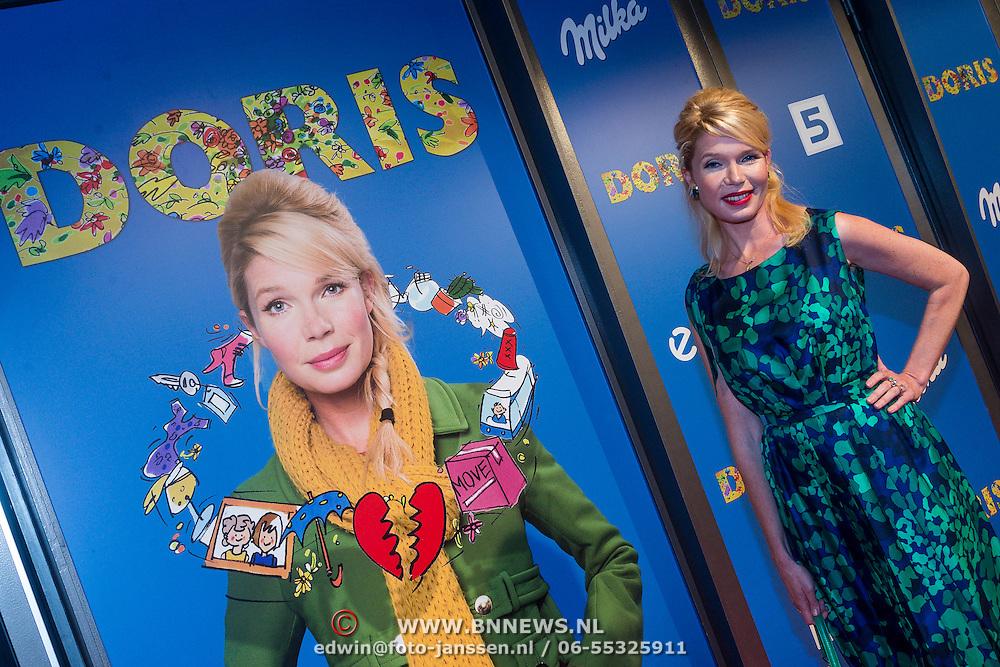 NLD/Amsterdam/20130902 - Premiere Doris, Tjitske Reijdinga