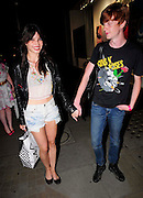 01.JULY.2009 - LONDON<br /> <br /> DAISY LOWE LEAVING SCETCH NIGHT CLUB, MAYFAIR FOR THE LAUNCH OF BETH DITTO'S NEW CLOTHES RANGE FOR EVANS SHOPS THAT SHE CO-DESIGNED.<br /> <br /> BYLINE: EDBIMAGEARCHIVE.COM<br /> <br /> *THIS IMAGE IS STRICTLY FOR UK NEWSPAPERS &amp; MAGAZINES ONLY*<br /> *FOR WORLDWIDE SALES &amp; WEB USE PLEASE CONTACT EDBIMAGEARCHIVE - 0208 954 5968*
