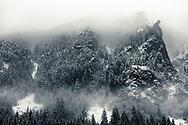 Beli Iskar eco-trail in winter