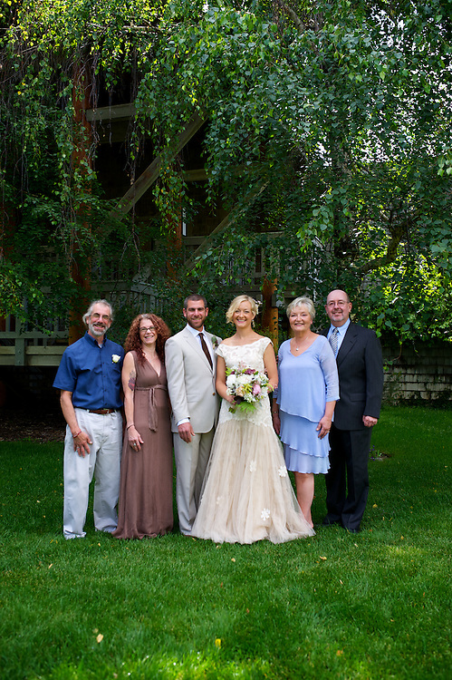 Libby Christensen Rayburn and Caleb Barron Wedding