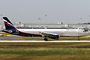 VP-BWO Aeroflot - Russian Airlines Airbus A321-211
