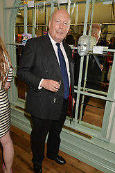 LORD FELLOWES at the 50th anniversary party for Daphne's restaurant, 112 Draycott Avenue, London held on 24th June 2014.