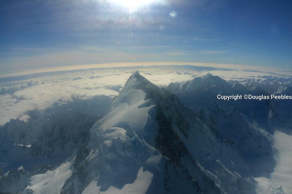Southern Alps, Fox Glacier, West Coast, South Island, New Zealand