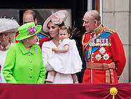 Queen 90th Birthday - Trooping The Colour 2