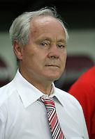 Fussball International Laenderspiel Schweiz 2-0 Costa Rica SUI Trainer Jakob Kuhn