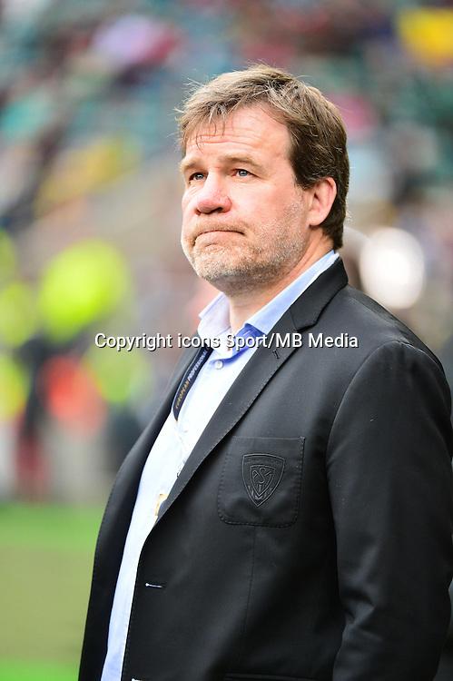 Jean Marc LHERMET - 02.05.2015 - Clermont / Toulon - Finale European Champions Cup -Twickenham<br />Photo : Dave Winter / Icon Sport