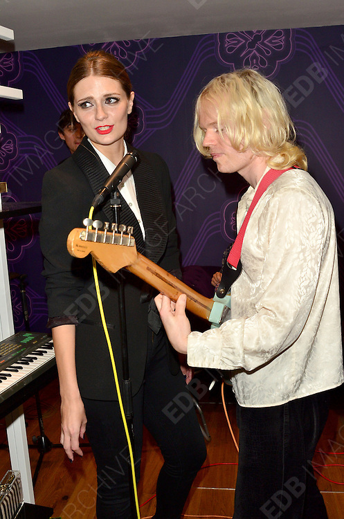 08.AUGUST.2012. LONDON<br /> <br /> MISCHA BARTON STORE LAUNCH PARTY WITH A ROCK BAND AND FREE DRINKS, BRUSHFIELD STREET, E1. <br /> <br /> BYLINE: EDBIMAGEARCHIVE.CO.UK/JOE ALVAREZ<br /> <br /> *THIS IMAGE IS STRICTLY FOR UK NEWSPAPERS AND MAGAZINES ONLY*<br /> *FOR WORLD WIDE SALES AND WEB USE PLEASE CONTACT EDBIMAGEARCHIVE - 0208 954 5968*