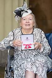 XXX a following her investiture by Prince William at Buckingham Palace in London. London, December 07 2018.