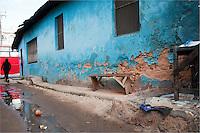 An alleyway in mombasa, Kenya