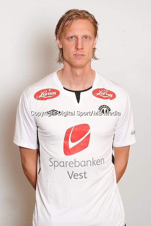 Fotball , Tippeligaen 2013 , Eliteserien , portrett , portretter , Sogndal , Espen N&aelig;ss Lund<br /> Foto: Astrid M. Nordhaug
