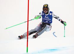 29.12.2013, Hochstein, Lienz, AUT, FIS Weltcup Ski Alpin, Damen, Slalom 1. Durchgang, im Bild Kathrin Zettel (AUT) // Kathrin Zettel of(AUT) during ladies Slalom 1st run of FIS Ski Alpine Worldcup at Hochstein in Lienz, Austria on 2013/12/29. EXPA Pictures © 2013, PhotoCredit: EXPA/ Oskar Höher