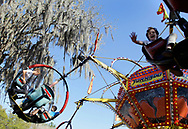 BRENDAN FITTERER  |  Times<br />The Tornado and other carnival amusements remain open through the final weekend of the 2015 Chasco Fiesta, which, has been held continuously since 1947 making the 2015 event the 69th continuous. If you haven't made it out to Chaso Fiesta there's still time to get out before the 9-day event wraps up Saturday (28) in historic downtown New Port Richey. Some highlights include the West Pasco Sertoma Chicken BBQ on Friday and Saturday (27-28) and the boat parade down the Pithlachascotee that should reach Sims Park around 1 p.m. Saturday. Carnival rides will be running for thrill seekers, and the musically inclined might want to mosey out for a free concert featuring Beatles tribute band Hard Day's Night on Friday followed by the 21st Annual Country Concert on Saturday with headliner Frankie Ballard and special guest, Craig Wayne Boyd. For a full schedule of events and information on ticket prices for the country concert, go to www.chascofiesta.com.