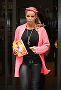 18.JUNE.2012. LONDON<br /> <br /> KATIE PRICE LEAVING RADIO 2 AFTER PROMOTING HER NEW BOOK.<br /> <br /> BYLINE: EDBIMAGEARCHIVE.CO.UK<br /> <br /> *THIS IMAGE IS STRICTLY FOR UK NEWSPAPERS AND MAGAZINES ONLY*<br /> *FOR WORLD WIDE SALES AND WEB USE PLEASE CONTACT EDBIMAGEARCHIVE - 0208 954 5968*