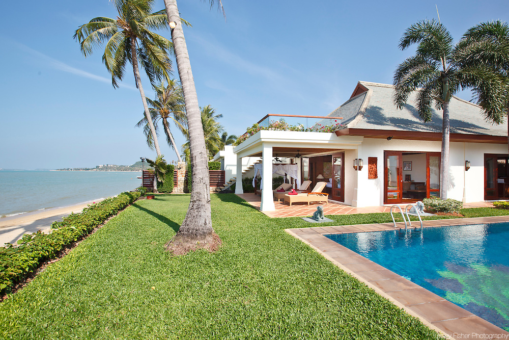 Villa Lotus at Miskawaan Estate, Private Luxury Villas located on Koh Samui, Thailand