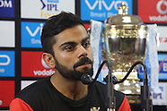 Vivo IPL 2016 Pre-Final Press Conference