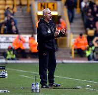 Photo: Ed Godden/Sportsbeat Images.<br />Wolverhampton Wanderers v Cardiff City. Coca Cola Championship. 20/01/2007. Wolves' Manager Mick McCarthy.