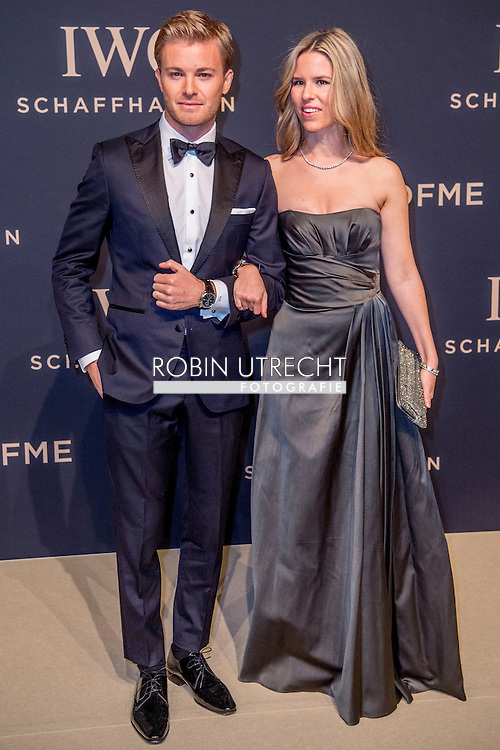 17-1-217 -GENEVE GENEVA SWITSERLAND SWISS ZWITSERLAND -  NICO ROSBERG SIHH 2017  IWC gala event «Decoding the Beauty of Time» COPYRIGHT ROBIN UTRECHT