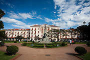 Pocos de Caldas_MG, Brasil...Palace hotel em Pocos de Caldas...Palace hotel in Pocos de Caldas...Foto: LEO DRUMOND / NITRO