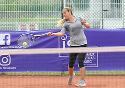 May 20, 2018 - France - Internationaux de tennis de Strasbourg - Cibulkova Dominic Slovenie (Credit Image: © Panoramic via ZUMA Press)