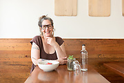 Nancye Benson, Co-Owner of Milk Glass Market in Portland, Oregon.