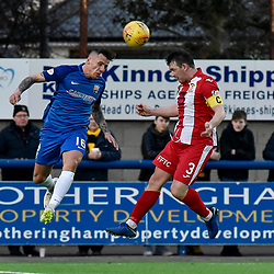 Montrose v East Fife, Scottish Division One, 12 January 2019