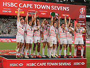 HSBC Cape Town 7's Rugby 2016