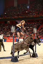 Show: Philippot Melie<br /> Stockholm International Horse Show 2012<br /> © Hippo Foto - Peter Zachrisson