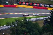Car 40, Ferdinando Geri, Gregory Romanelli, Niccolo Schiro, Daniel Mancinelli during the Francorchamps Endurance Series at Spa, Belguim on 31 July 2016. Photo by Jarrod Moore.