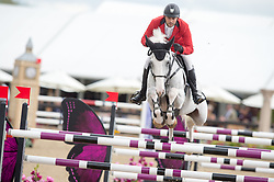 Bisharat Hani Ibrahim, JOR, Bowie Z<br /> CSI5* Jumping<br /> Royal Windsor Horse Show<br /> © Hippo Foto - Jon Stroud