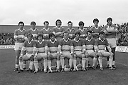 20.08.1972 Senior Semi Final at Croke Park.Donegal v Offaly.Offaly Team